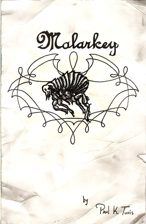 Malarkey Chapbook