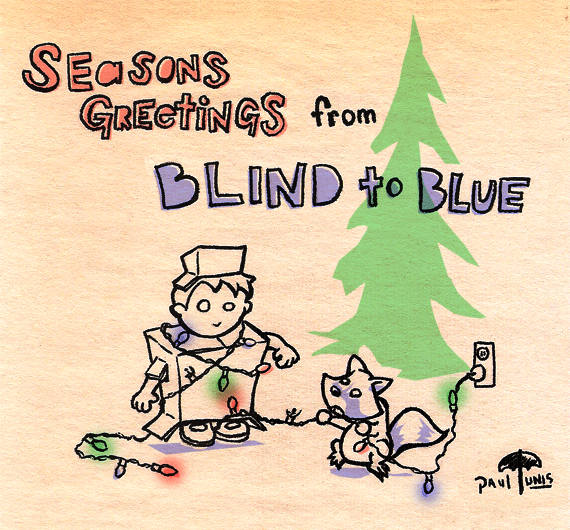 Blind-to-Blue-Xmas-Paul-Tunis-Seasons-Greetings